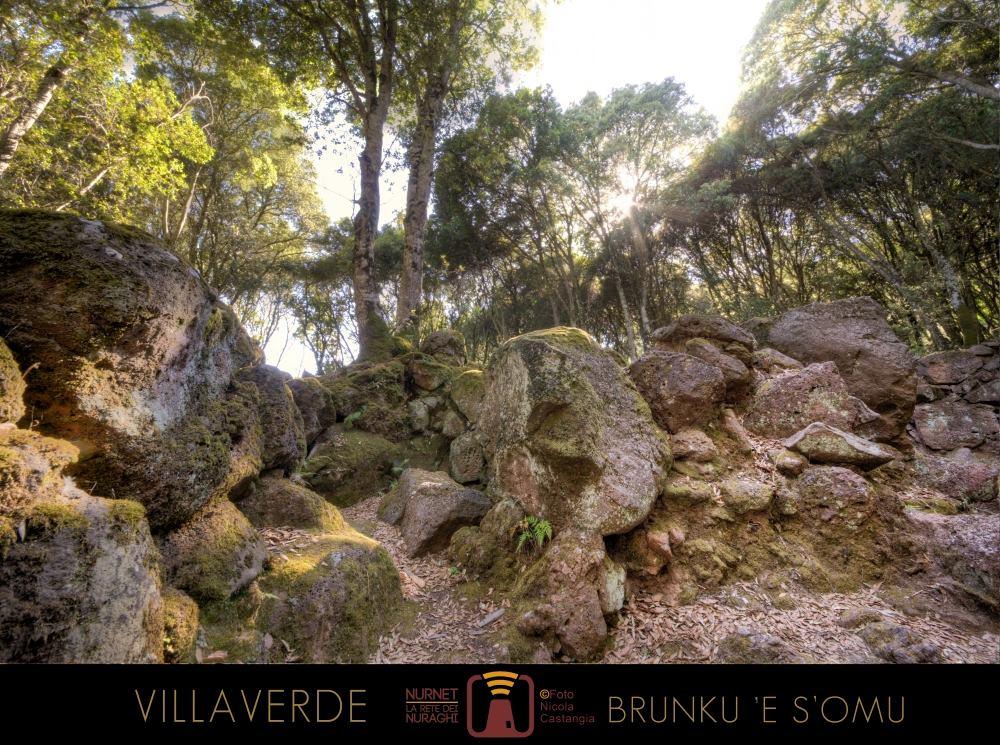 Villa Verde Bruncu E S Omu