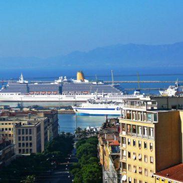Cagliari una porta sul mare