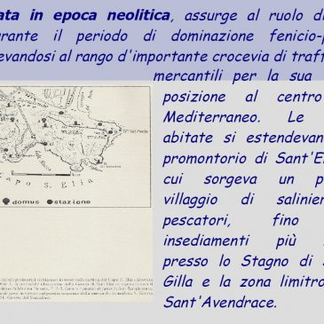 Un buco di duemila anni nella storia di Cagliari