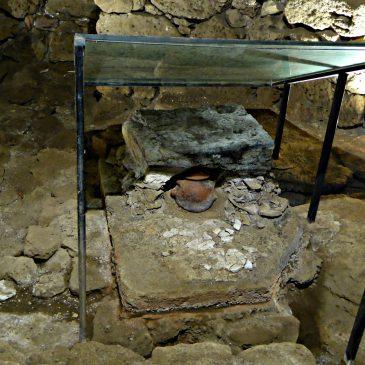 La sorgente del Sacro Arcaico