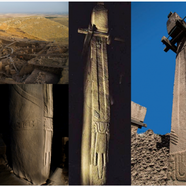 I Menhir. La stele antropomorfa di Laconi. Il pugnale.    2