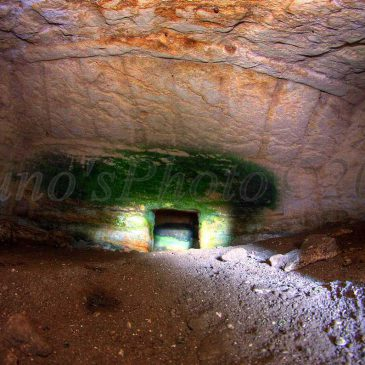 Ittiri Cannedu – Necropoli Ipogeica di Ochila – Tomba VIII