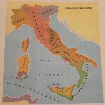 Gli antichi Sardi erano così negletti da essere chiamati Liguri. E così si sono formate due generazioni senza Storia