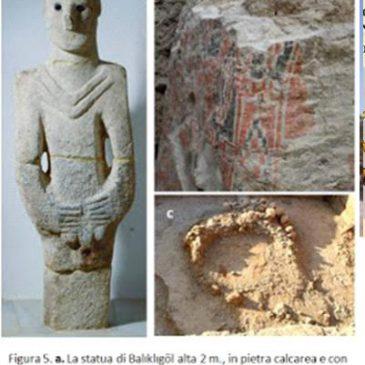 Simboli, riti, monumenti ciclopici e giganti da Gobekli Tepe alle terre sarde e tosco-laziali.  2