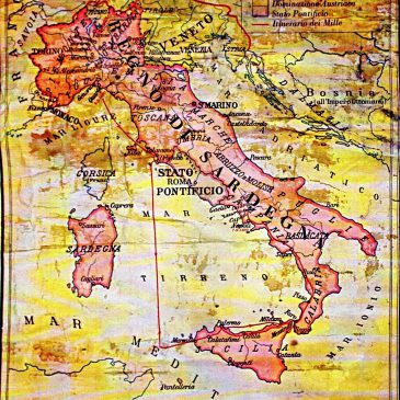 L'UNITA' DELL'ITALIA NON SI FA CON LE TELEVISIONI MA CON IL RICONOSCIMENTO DELLE RAGIONI, DELLA STORIA E DELLE DIVERSITA' DEI PIU' DEBOLI. Sta agli intellettuali sardi, soprattutto, invertire il ciclo.